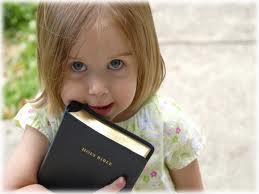 A Bíblia e as Crianças