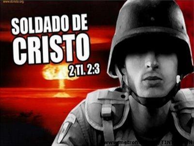 O soldado e o Amigo…. FELIZ DIA DO AMIGO!