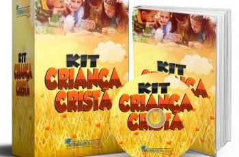 Conheça o Kit Criança Cristã