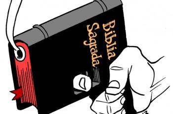 A Bíblia não é, nem nunca será uma arma que fere.