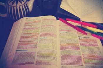 A Memorização das Escrituras